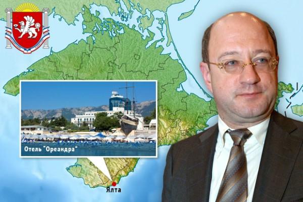 Александр Бабаков, депутат Госдумы