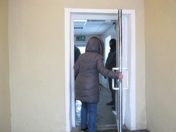Рошен в Липецке заблокировали