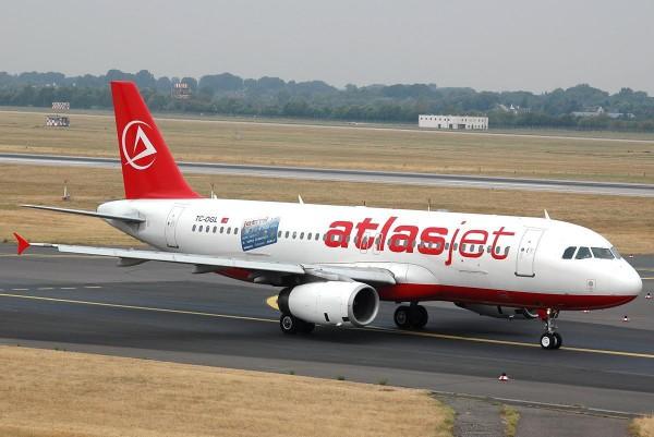 Atlasjet пока занимается только внутренними рейсами