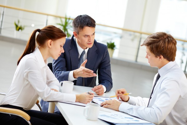Бизнес тренинг помогает увеличить работоспособность
