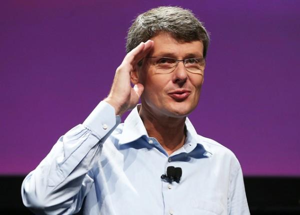 Торстен Хейнс, бывший гендиректор BlackBerry