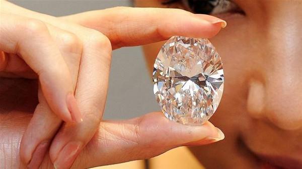 Крупнейший бриллиант
