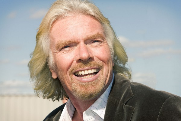 Основатель Virgin Group Ричард Брэнсон