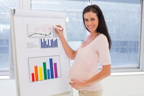 Беременные защищены законом от увольнения