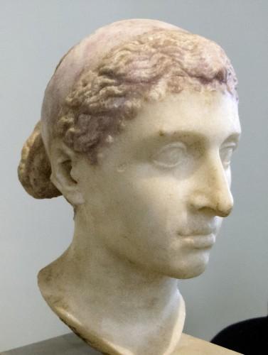 В годы ее правления Египет был покорен Римом