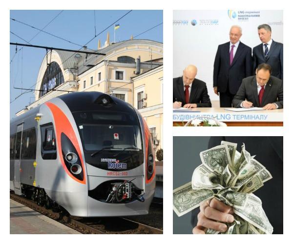 Главные финансовые события 2012 года