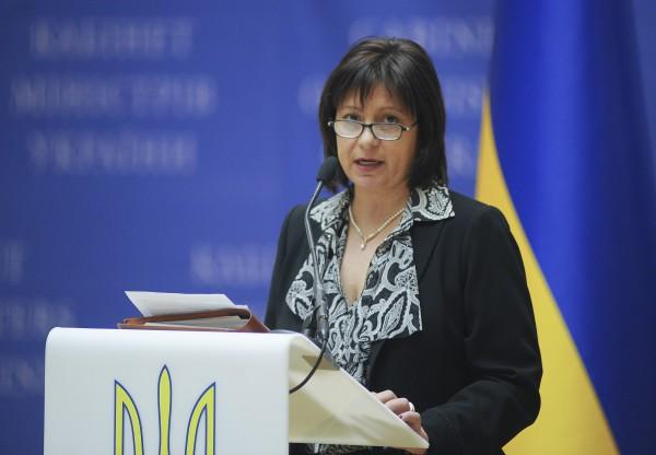 """Яценюк назвал Наталью Яресько """"реактивным двигателем украинской финансовой системы""""."""