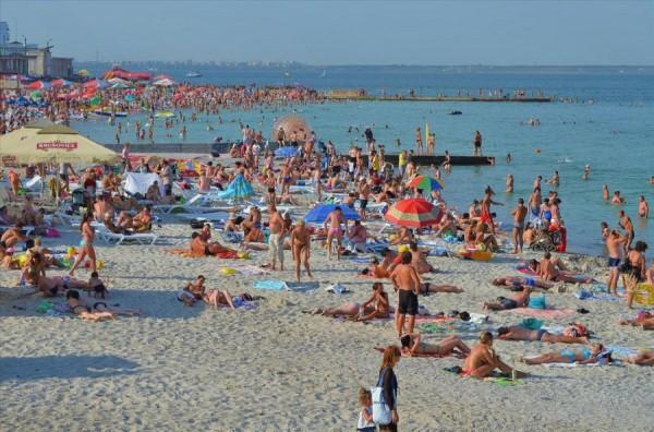 Отдых на Черном море в Одессе, пожалуй самый дорогой