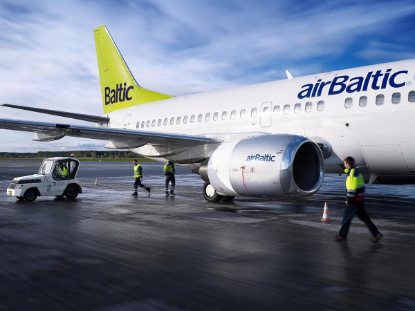 Компания предлагает перелеты с пересадкой в Риге