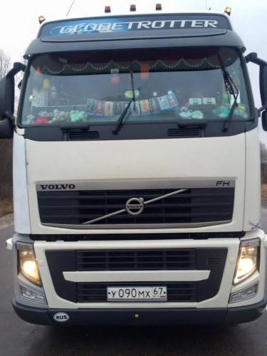 Волынские активисты поддержали акцию по блокированию грузовиков РФ на въезде в Украину