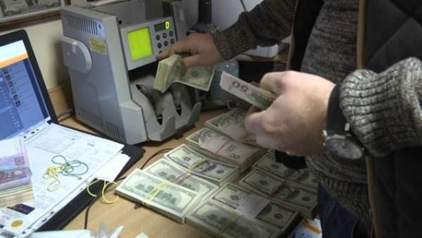 Продажа продукции в валюте