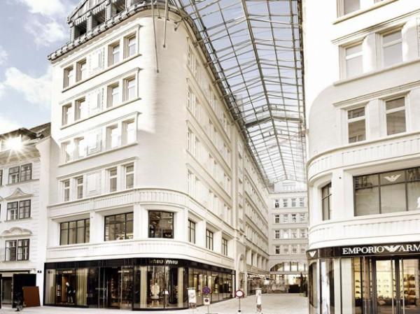 Вена: Каасграбенгассе и Тухлабен