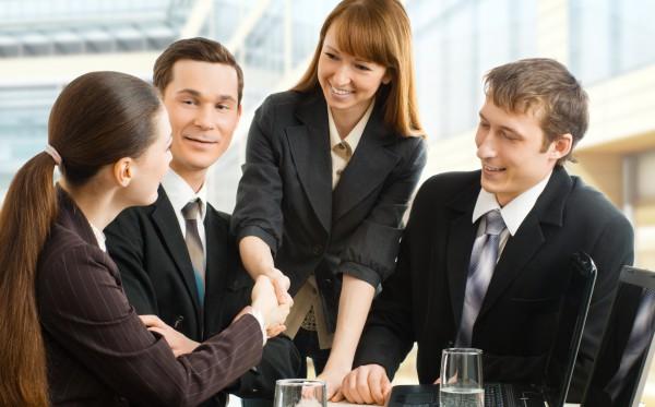 деловые знакомства и общение