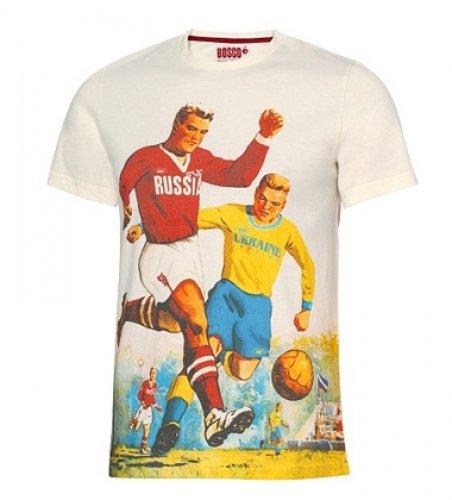 Футболки от Bosco под Евро-2012