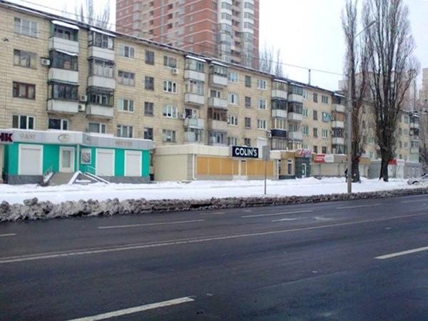 Известные бренды давно покинули Донецк