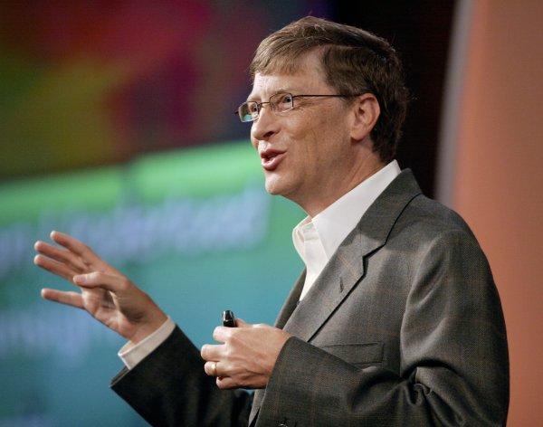 Основатель  компании-монстра Microsoft Билл Гейтс