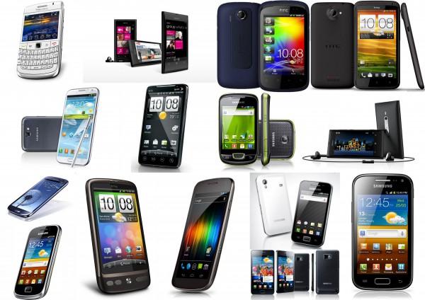 Новогодний подарок: мобильные