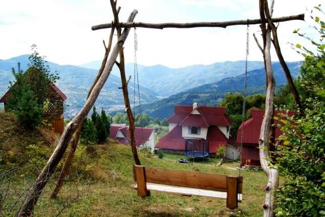 Отдых в этой усадьбе стоит 120 гривен с человека