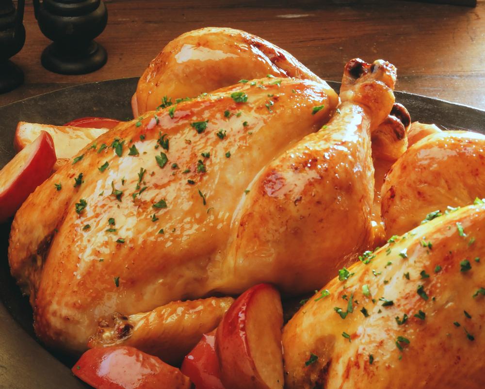 К Новому году курятина вырастет в цене в среднем на 2%