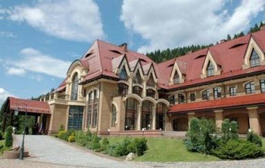 Карпатская резиденция президента Синегора