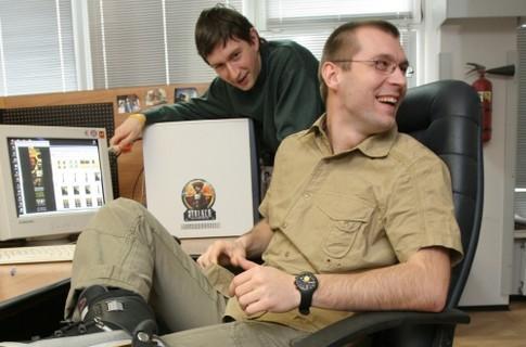 Украинский разработчик компьютерных игр, бизнесмен Сергей Григорович