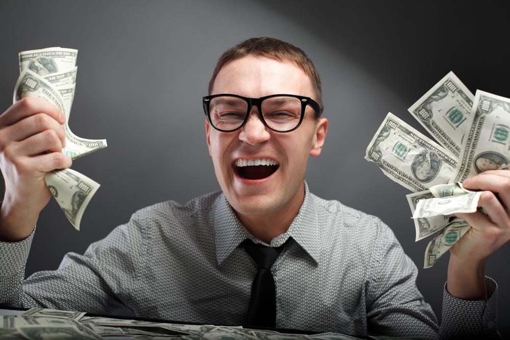 Биткоин сначала торговался на уровне 1000 долларов