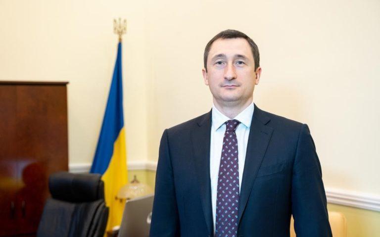 Министр Алексей Чернышев