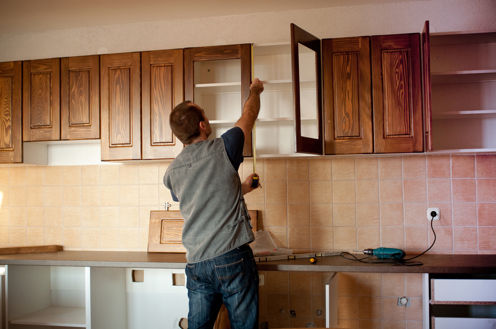 Как установить кухонный гарнитур сам