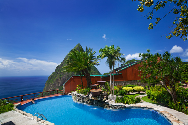 Отель Ladera Resort, Сент-Лусия