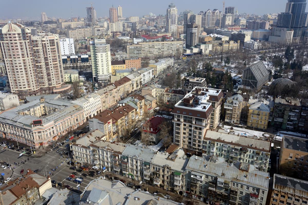 В 2014 году аренда квартир в Киеве вырастет на 8-10%