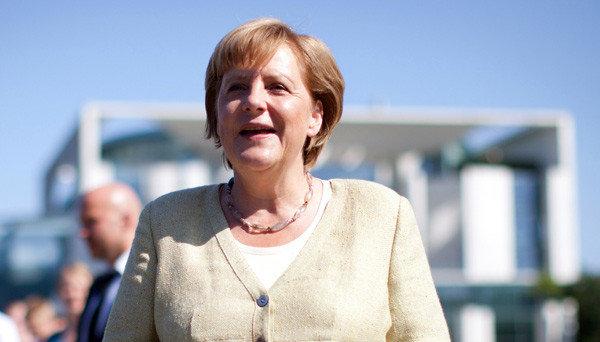 По немецким меркам Ангела Меркель далеко не богата