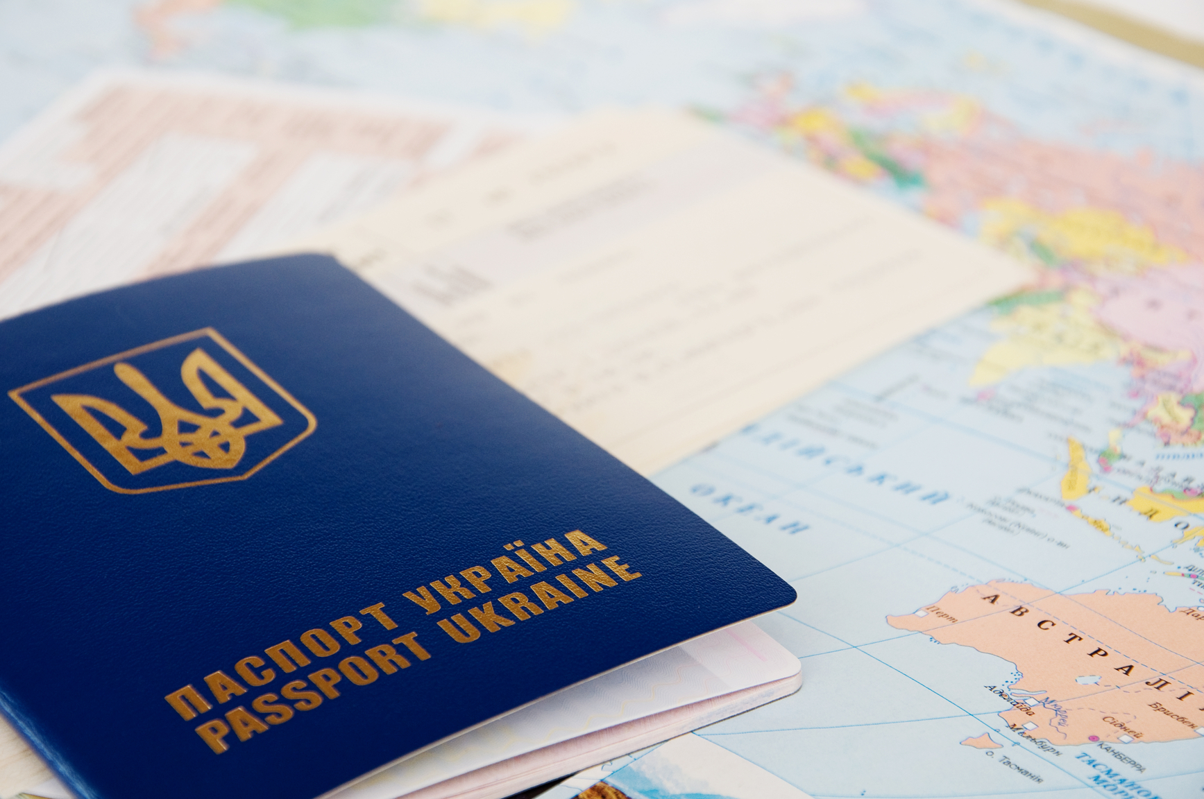 Загранпаспорт фото в украине 3
