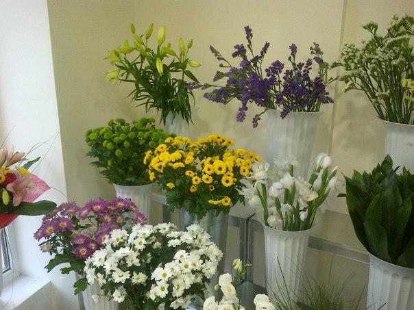 Служба доставки цветов Квітка на рынке с 2010 года
