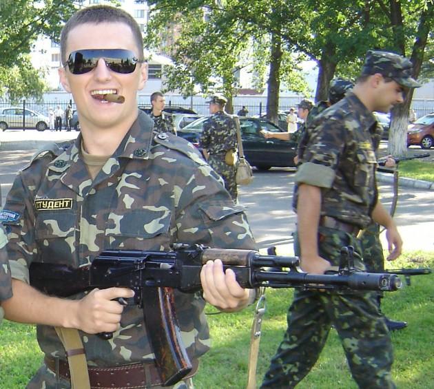 Украинским призывникам больше не надо бегать от военкоматов