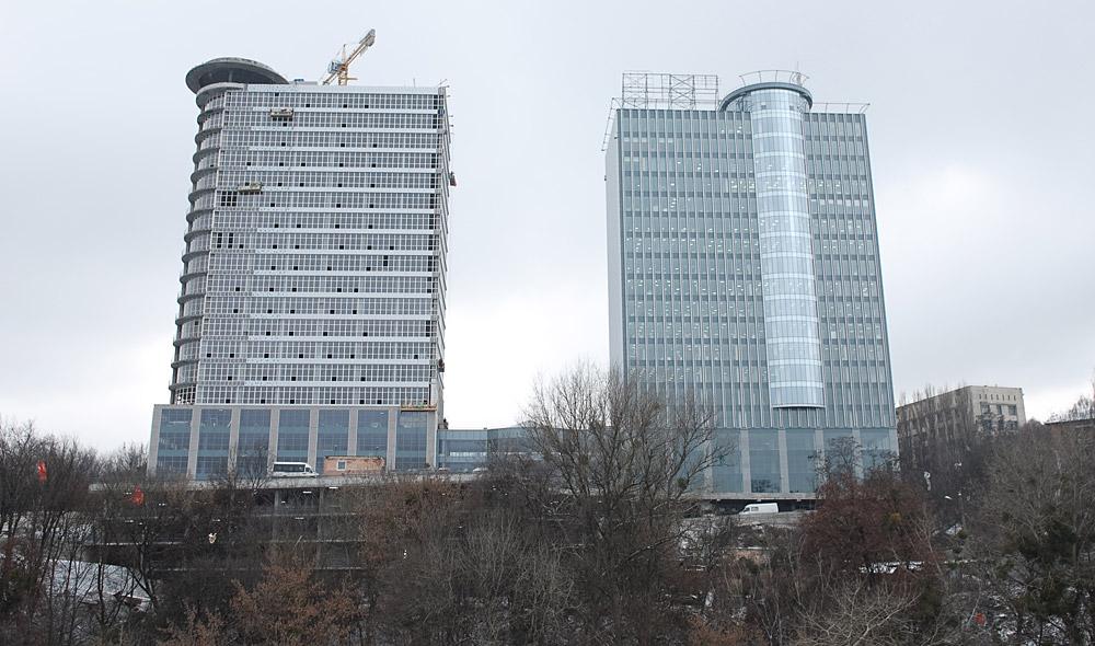 Бизнес-центр Horizon Park на Соломенке