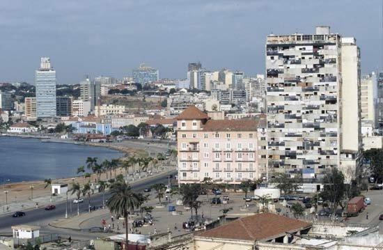 Внешний облик Луанды никак не соответствует статусу самого дорогого города в мире