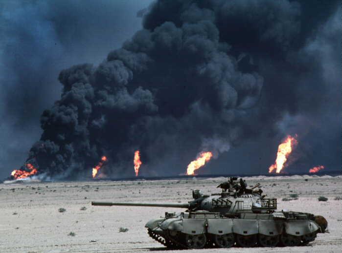 Ирак обвинил Кувейт в краже нефти