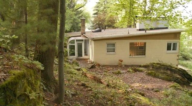 Дом был построен еще в 1952 году