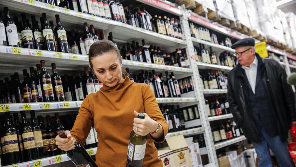 На скидки в сегменте элитного алкоголя рассчитывать не стоит