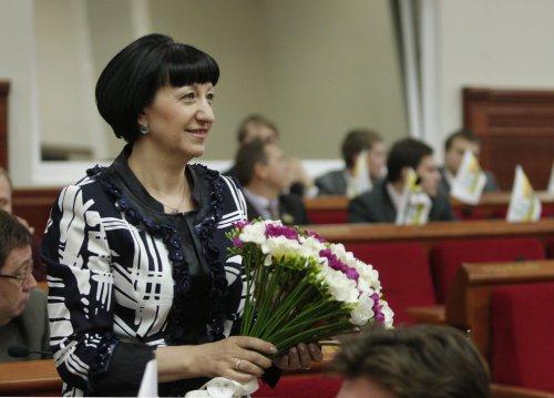 Галина Герега - секретарь Киевсовета и собственник Эпицентра