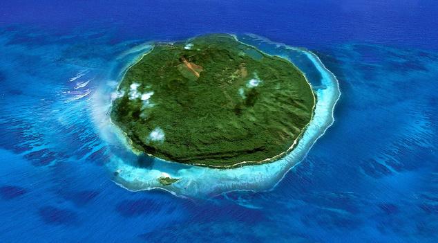 Остров Маго