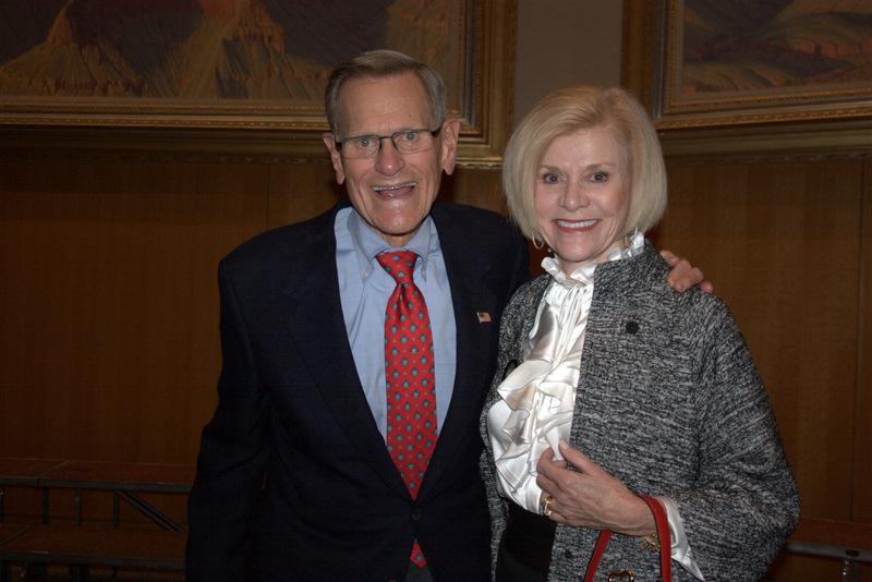 Успешные американские бизнесмены Том и Джуди Лав