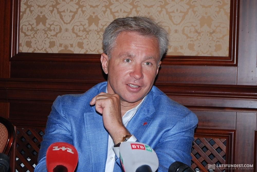 Бизнесмен Юрий Косюк идет в политику