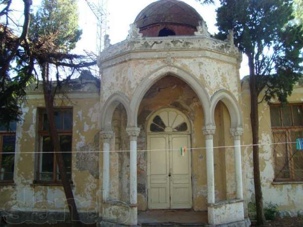 Старинный дом в Никите