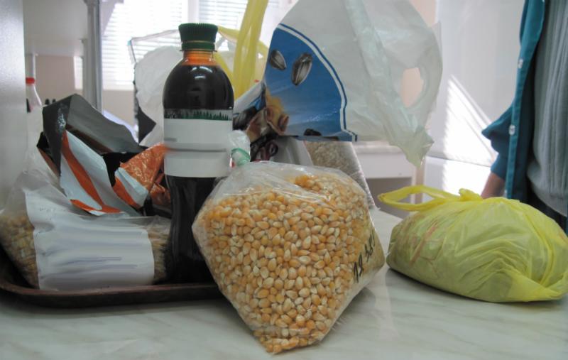 В этом будут сегодня искать ГМО