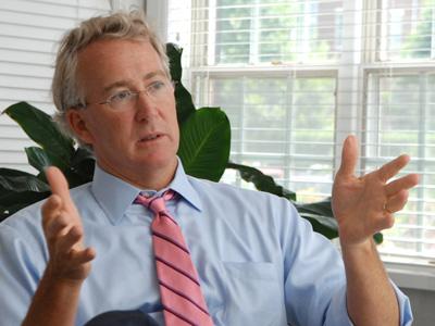 Обри Макклендон из Chesapeake Energy Corporation