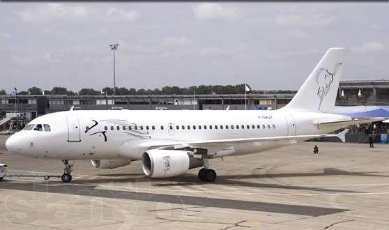 Кто-то из украинских олигархов решил расстаться со своим A319CJ Corporate Jetliner