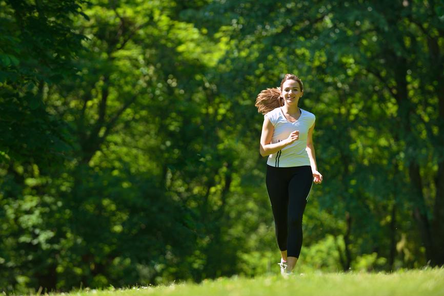 Начинайте утро с пробежки или зарядки