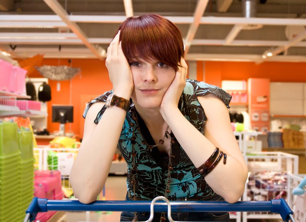 Не спешите платить за разбитый товар в магазине