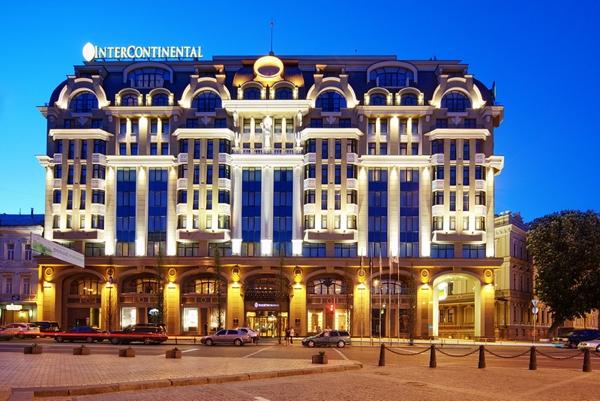 InterContinental Kiev продают за 150 миллионов евро